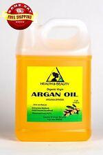 ARGAN OIL UNREFINED ORGANIC EXTRA VIRGIN MOROCCAN by H&B Oils Center PURE 7 LB