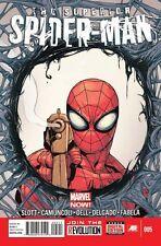 SUPERIOR SPIDER-MAN #5 MARVEL NOW