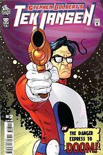Stephen Colbert's Tek Janssen Issue 2 of 5 (Bagged/Boarded/NM or Better)