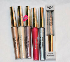 6x Hard Candy Glitter Walk the Line Liquid EyeLiner no duplicate color