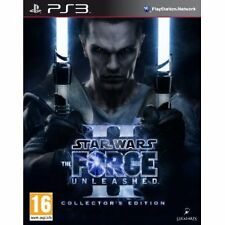 Star Wars: The Force Unleashed II - Collector's Edition (PS3) NEW & Sealed