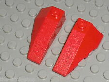 Lego red wedge ref 43710 43711 / Set 70750 31024 8157 4100 70738 ...