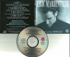ERIC MARIENTHAL w/ DAVE KOZ Jeff Lorber DAVID BENOIT PROMO DJ CD Single 1993