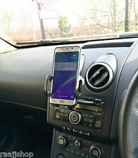 UNIVERSAL IN CAR CD SLOT MOBILE PHONE MP3 PDA SAT NAV HOLDER WITH DOUBLE LOCK