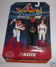 1984 Voltron Defender of The Universe KEITH MOC - Grand Toys Canada Card RARE