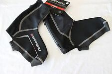 New Louis Garneau Bimax Winter Cycling Bike Shoe Covers Booties Waterproof Large