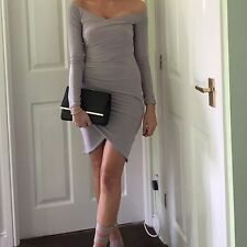 Missguided slinky dress taille 4
