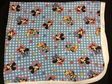 Disney Babies Mickey Minnie Mouse Pluto Baby Thermal Blanket Lovey