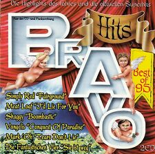 BRAVO HITS - BEST OF '95 / 2 CD-SET (EMI ELECTROLA 1995)