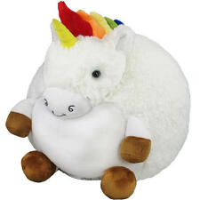 Squishable 15 inch Rainbow Unicorn Plush