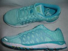 361 One Degree Beyond KGM2 Women Running Shoe New Size 7 Peacock Blue Green