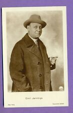 "EMIL  JANNINGS  # 3796/2  EDITION  ""ROSS"" VINTAGE PH. PC. 2861"