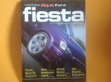 HAYNES MAXPOWER MAX POWER MANUAL FORD FIESTA GUIDE TO MODIFYING