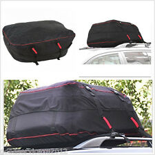 100% Waterproof Autos Van Roof Top Cargo Rack Carrier Storage Luggage Bag Holder