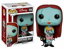 The NIGHTMARE BEFORE CHRISTMAS-Nightshade Sally-PERSONAGGIO IN VINILE-FUNKO POP!