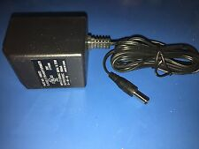 AC DC Transformer Adapter Power Supply - 120 VAC In / 9 Volt DC Out 300mA 9VDC
