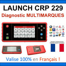 VALISE LAUNCH CREADER PRO CRP229 - DIAGNOSTIQUE MULTIMARQUE - DIAGNOSTIC VAGCOM
