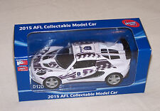 Fremantle Dockers 2015 AFL Collectable Lotus Elise Model Car New