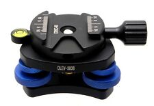 "DLEV-1 Leveler Level for Tripod 3/8"" Stud Leveling Base w Discal Clamp Desmond"