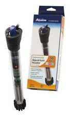 50 Watt Aqueon Submersible Aquarium Heater good Aquariums Up to 20 gallons