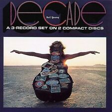 Neil Young: Decade - (3 record set on 2 CDs)