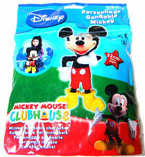 KIDS MICKEY MOUSE BLOW UP INFLATABLE PLASTIC TOY DOLL