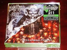 Belphegor: Pestapokalypse VI + Bondage Goat 2 CD Box Set 2016 Nuclear Blast NEW