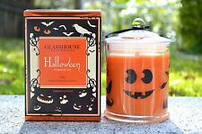 Glasshouse Candle 350g Limited Edition HALLOWEEN 2014 - PUMPKIN PIE - LAST ONES