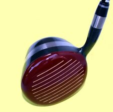 New Golf Clubs Carizma Power Ti-Pod Golf Driver From Ciscobay Golf Dot Com