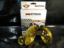 EPMAN LIGHTWEIGHT CRANK PULLEY SET fits NISSAN SKYLINE R32 R33 R34 RB20 RB25