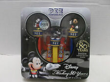 Pez Collectibles Mickey 80 Years #217,601 Of 400,000 Collectible Tin NIB 2007!