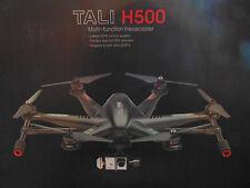 Walkera TALI H500 RC Drone DEVO F12E iLook Camera FPV Transmitter G-3D MUST SEE!