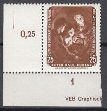 DDR 1959 Mi. Nr. 696 Postfrisch mit Eckrand TOP!!! (22623)