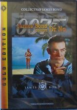 DVD JAMES BOND CONTRE DR NO - JAMES BOND 007 - Sean CONNERY -REMASTERISE - NEUF