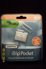 Griffin iTrip Pocket FM Transmitter for Apple iPod photo 2nd gen nano NEW