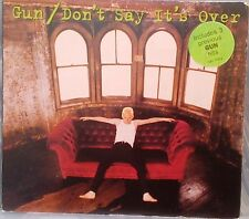 Gun - Don't Say It's Over (CD1) (Digipak) CD Single (CD 1994) (+ 3 Other Hits)