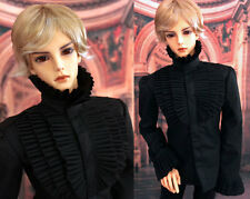 1/3 BJD SD13 boy Luts Delf Gen X Doll Outfit Black Gothic Shirt #SD-92 ship US