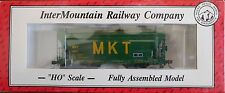 Intermountain HO RTR ACF 2-Bay Hopper Missouri-Kansas-Texas RR (MKT)