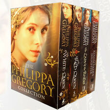 Philippa Gregory Cousins War series Collection 4 Books Box set (The White Queen)