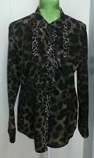Betty Barclay * Bluse * Leo-Look * Gr. 42 * TOP Zustand *