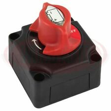 MARINE BATTERY MASTER CUT OFF ISOLATOR SWITCH 12V 24V
