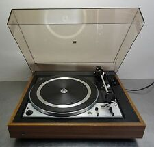 vintage hifi turntable record player Vollautomatik Plattenspieler Dual 1226 CS34
