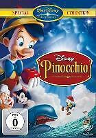 Pinocchio Special Colection Disney Dvd!Neu & OVP