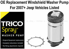 Windshield / Wiper Washer Fluid Pump (c) - Trico Spray 11-506