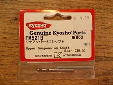 FM521B Upper Suspension Shaft Rear 39.5 - Kyosho Evolva