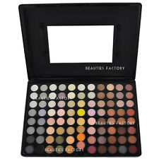 Netural Warm 88 Colour Eyeshadow Eye Makeup Palette 588F