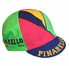 Rétro vintage PINARELLO bike cycling cap-pignon fixe-made in italy