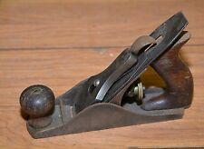 Rare Stanley No 2 vintage wood plane odd 1 collectible antique woodworking tool