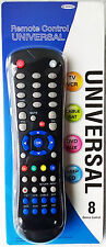 Momentum Brands Universal Remote Control - controls 8 devices (60-689199)