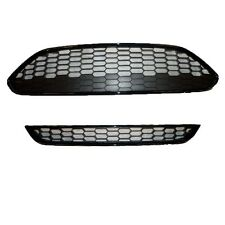 Ford Fiesta Zetec S Genuine New Front Upper & Lower Honeycomb Grilles 2012
